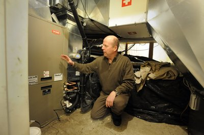 Geothermal systems help tame energy bill