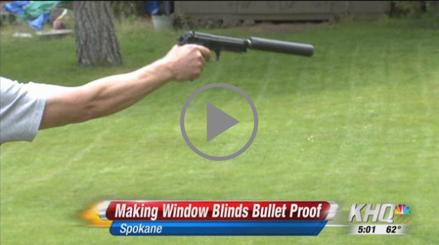 Spokane inventor aims to make schools safer with bulletproof blinds